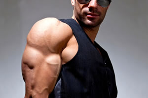 Triceps workout for increasing muscle mass