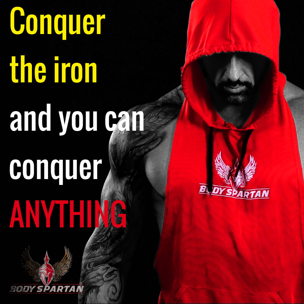 Best gym motivation and bodybuilding motivation image