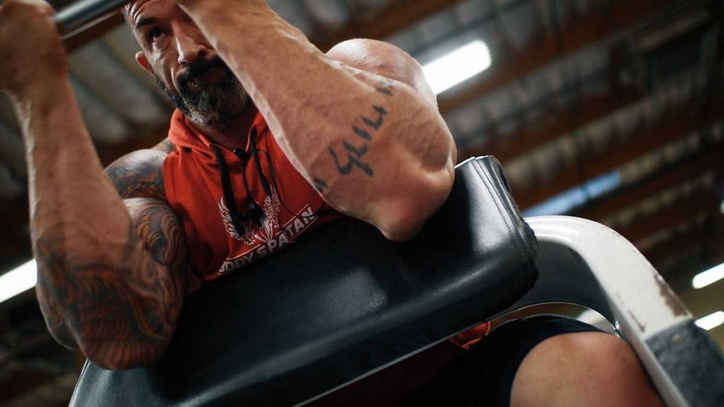 preacher curl for arms workouts