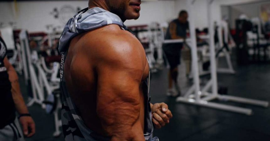 How to grow big arms triceps