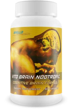 Apollo Nootropic Front